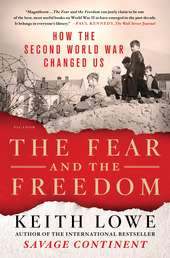 The Fear and the Freedom Book Cover - Click to open New Releases panel