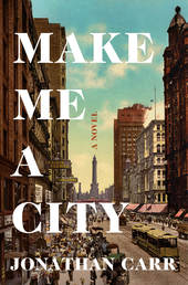 Make Me a City Book Cover - Click to open Henry Holt panel