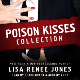 Poison Kisses Collection Book Cover - Click to open Coming Soon panel