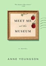 Meet Me at the Museum Book Cover - Click to open New Releases panel
