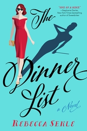 The Dinner List Book Cover - Click to open New Releases panel