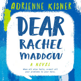 Dear Rachel Maddow Book Cover - Click to open Young Listener panel