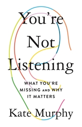 You're Not Listening Book Cover - Click to open Latest Guides panel