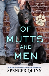 Of Mutts and Men Book Cover - Click to open Coming Soon panel