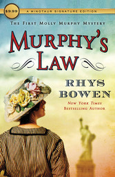 Murphy's Law Book Cover - Click to open New Releases panel