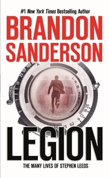 Legion: The Many Lives of Stephen Leeds Book Cover - Click to open New Releases panel