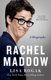 Rachel Maddow Book Cover - Click to open Coming Soon panel