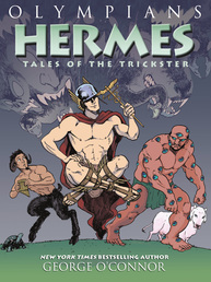 Olympians: Hermes Book Cover - Click to open :01 Collection panel