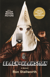 Black Klansman Book Cover - Click to open Coming Soon panel