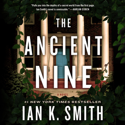 The Ancient Nine Book Cover - Click to open Audiobooks panel