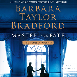Master of His Fate Book Cover - Click to open Audiobooks panel