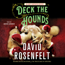 Deck the Hounds Book Cover - Click to open Top Sellers panel