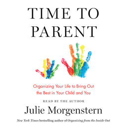 Time to Parent Book Cover - Click to open Audiobooks panel