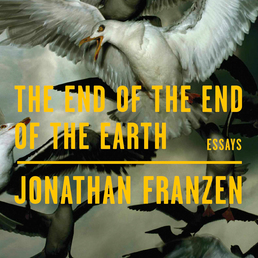 The End of the End of the Earth Book Cover - Click to open Coming Soon panel