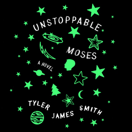 Unstoppable Moses Book Cover - Click to open Young Listener panel