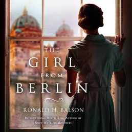 The Girl from Berlin Book Cover - Click to open Audiobooks panel