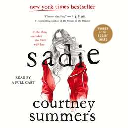 Sadie Book Cover - Click to open Top Sellers panel