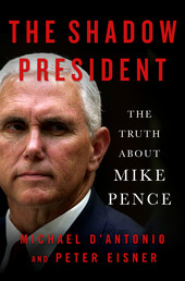 The Shadow President Book Cover - Click to open Coming Soon panel