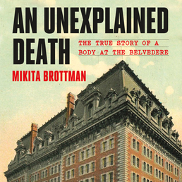 An Unexplained Death Book Cover - Click to open Audiobooks panel