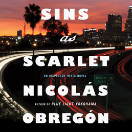 Sins as Scarlet Book Cover - Click to open Audiobooks panel