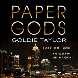 Paper Gods Book Cover - Click to open Audiobooks panel