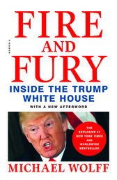 Fire and Fury Book Cover - Click to open New Releases panel