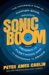 Sonic Boom Book Cover - Click to open Top Sellers panel