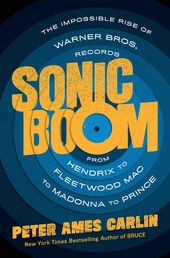Sonic Boom Book Cover - Click to open Henry Holt panel