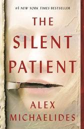 The Silent Patient Book Cover - Click to open New Releases panel