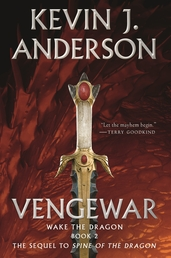 Vengewar Book Cover - Click to open New Releases panel