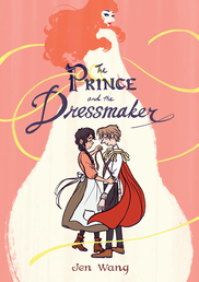 The Prince and the Dressmaker Book Cover - Click to open :01 Collection panel