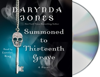 Summoned to Thirteenth Grave Book Cover - Click to open Audiobooks panel
