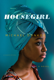 Housegirl Book Cover - Click to see book details