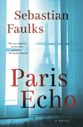 Paris Echo Book Cover - Click to open Henry Holt panel