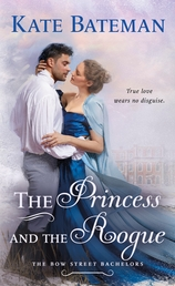 The Princess and the Rogue Book Cover - Click to open Top Sellers panel