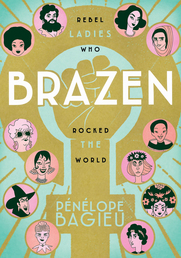 Brazen Book Cover - Click to open :01 Collection panel