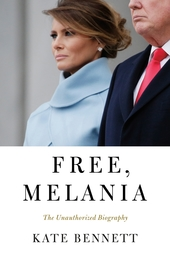 Free, Melania Book Cover - Click to open New Releases panel