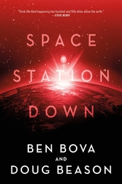 Space Station Down Book Cover - Click to open New Releases panel