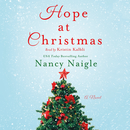 Hope at Christmas Book Cover - Click to open Audiobooks panel