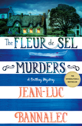 The Fleur de Sel Murders Book Cover - Click to open Coming Soon panel