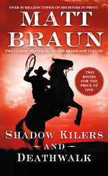Shadow Killers and Deathwalk Book Cover - Click to open Top Sellers panel
