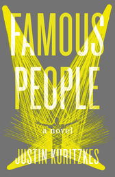 Famous People Book Cover - Click to open Henry Holt panel