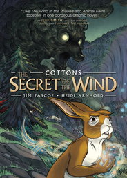 Cottons: The Secret of the Wind Book Cover - Click to open :01 Collection panel