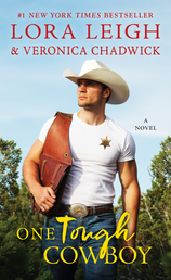One Tough Cowboy Book Cover - Click to open Top Sellers panel
