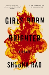 Girls Burn Brighter Book Cover - Click to see book details