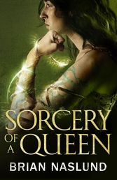 Sorcery of a Queen Book Cover - Click to open Coming Soon panel