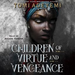 Children of Virtue and Vengeance Book Cover - Click to open Young Listener panel