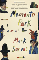 Memento Park Book Cover - Click to see book details
