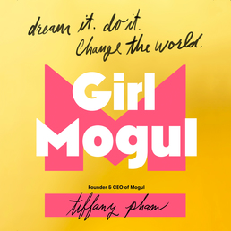 Girl Mogul Book Cover - Click to open Young Listener panel
