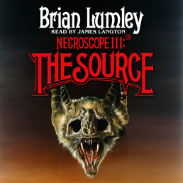 Necroscope III: The Source Book Cover - Click to open Coming Soon panel